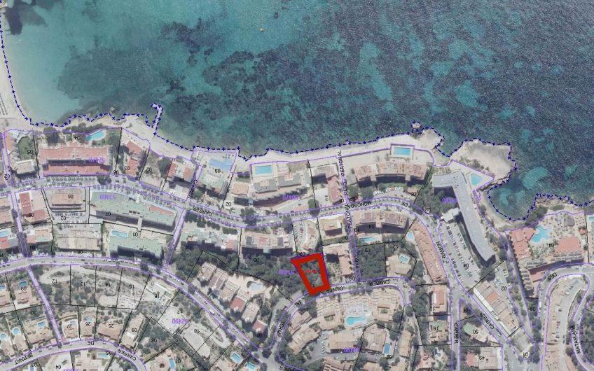 SEA FRONT NEW BUILD PROJECT IN ROTES VELLES, SANTA PONSA P.O.A.€