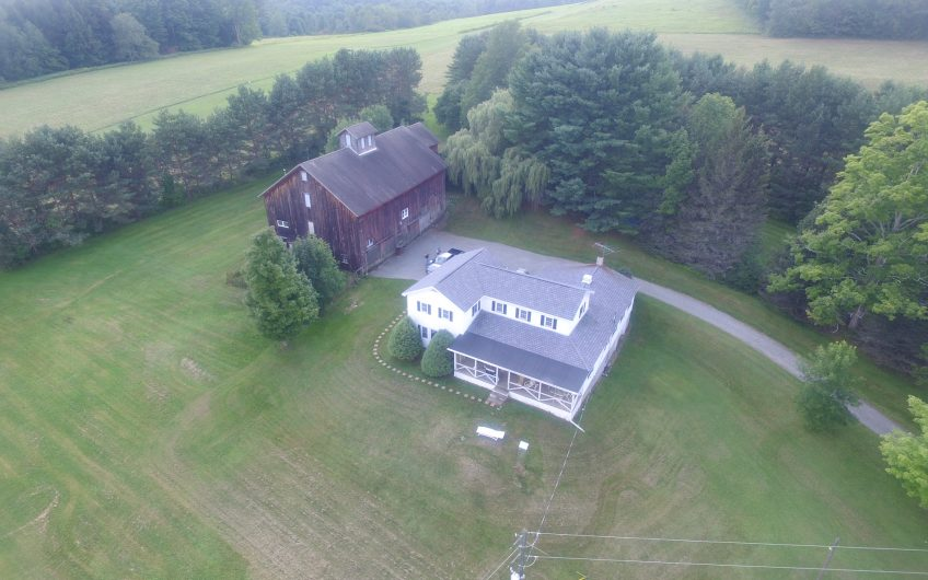 Fly or Drive to Your 93 Acre Mountain Top Retreat